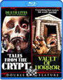TALES FROM THE CRYPT (1972)/VAULT OF HORROR (1973) - Blu-Ray