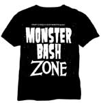 MONSTER BASH ZONE - T-Shirt