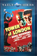 TOWER OF LONDON (1939) - DVD