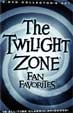 TWILIGHT ZONE FAN FAVORITES (19 Classic Episodes) - DVD