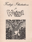 VIRGIL FINLAY'S ILLUSTRATIONS FOR WEIRD TALES - Rare Portfolio