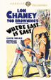 WHERE EAST IS EAST (1929) - DVD