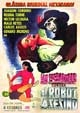 WRESTLING WOMEN VS. THE KILLER ROBOT (1969/In Spanish) - DVD