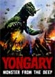 YONGARY - MONSTER FROM THE DEEP (1967/Kino) - DVD