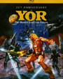 YOR - THE HUNTER FROM THE FUTURE (1983) - Used Blu-Ray