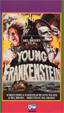 YOUNG FRANKENSTEIN (1974/Key Video) - Used VHS