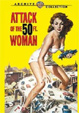 ATTACK OF THE 50 FOOT WOMAN (1958) - DVD