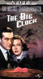 BIG CLOCK, THE (1948) - Used VHS