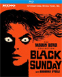 BLACK SUNDAY (1960/European Version) - Blu-Ray