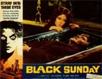 BLACK SUNDAY (1960/Version 2) - 11X14 Loby Card Reproduction