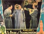 BRIDE OF FRANKENSTEIN (1935/Meeting) - 11X14 Lobby Card Repro