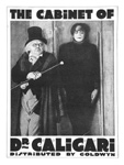 CABINET OF DR. CALIGARI (1919) - All Region DVD-R