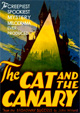 CAT AND THE CANARY, THE (1927) - All Region DVD-R