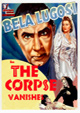 CORPSE VANISHES. THE (1942) - All Region DVD-R