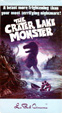 CRATER LAKE MONSTER (1977) - Used VHS