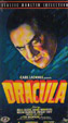 DRACULA (1931/Phillip Glass Soundtrack/Library) - Used VHS