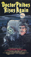 DR. PHIBES RISES AGAIN (1972) - Used VHS