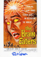 ED NELSON - BRAIN EATERS - 8 X 10 Autograped Photo