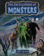 ENCYCLOPEDIA OF MONSTERS (Jeff Rovin) - Hardback Edition
