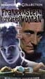 FRANKENSTEIN CREATED WOMAN (1967) - Used VHS