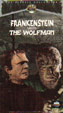 FRANKENSTEIN MEETS THE WOLF MAN (1943) - Used VHS