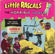 LITTLE RASCALS - HORRIBLE TOOTH - Super 8mm Film