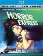 HORROR EXPRESS (1972) - Used Blu-Ray & DVD Combo