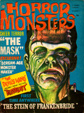 HORROR MONSTERS #3 - Reprint Book