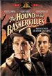 HOUND OF THE BASKERVILLES (1959) - Used DVD