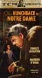 HUNCHBACK OF NOTRE DAME, THE (1939) - Used VHS