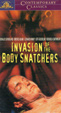 INVASION OF THE BODY SNATCHERS (1956/MGM) - Used VHS