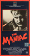 MANIAC, THE (1963) - Used VHS