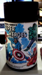 MARVEL COMICS' SUPER HEROES - Thermos