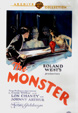 MONSTER, THE (1925) - Warner DVD