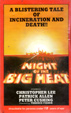NIGHT OF THE BIG HEAT (1967) - Used PAL VHS