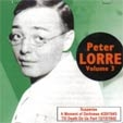 PETER LORRE (1942-1943 Double Feature Radio Thriller) - CD