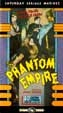 PHANTOM EMPIRE (1935/Serial) - Used VHS Set