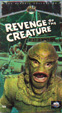 REVENGE OF THE CREATURE (1955) - Used VHS