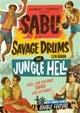 SABU DOUBLE FEATURE: JUNGLE HELL & SAVAGE DRUMS - DVD