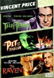 TALES OF TERROR/THE PIT/THE RAVEN (Triple Feature) - DVD