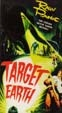 TARGET EARTH (1954) - VHS
