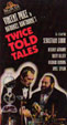 TWICE TOLD TALES (1963) - VHS