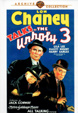 UNHOLY THREE, THE (1930) - Warner DVD