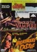 TRACK OF THE VAMPIRE (1966)/NIGHTMARE CASTLE (1965) - DVD