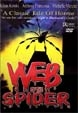 WEB OF THE SPIDER (1972/Legacy) - DVD
