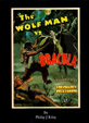 WOLF MAN VS. DRACULA - Magic Image Filmbook
