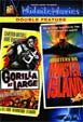GORILLA AT LARGE / MYSTERY ON MONSTER ISLAND (1981) - DVD