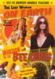 LAST WOMAN ON EARTH / INVASION OF THE BEE GIRLS - DVD