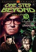 ONE STEP BEYOND - Volume 9 (1959/Classic TV) - DVD