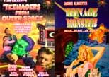 TEENAGE MONSTER/TEENAGERS FROM OUTER SPACE - DVD